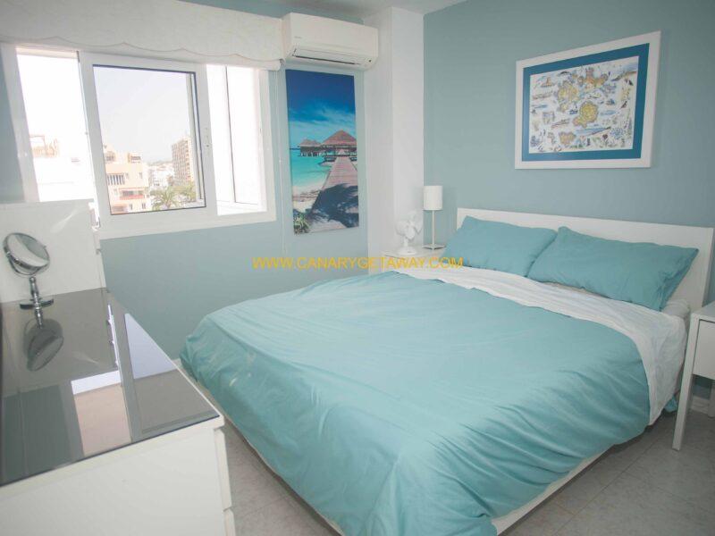 Beautiful one bed apartment in Edificio Comodoro, Los Cristianos
